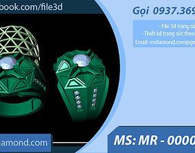 MEN RING NICE 3D printable model