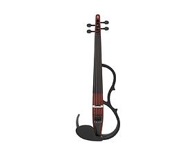 Yamaha String Silent YSV104 3D