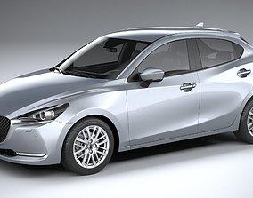 3D Mazda 2 2020