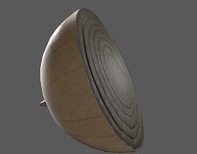 3D model Onion Half