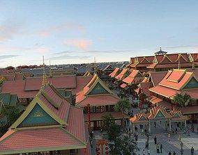 China street 028 3D chinatown