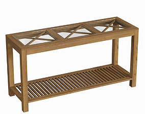 Lehome K012 Wisconsin Console Table 3D model