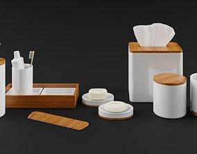 Nawaitu Studio Models Volume 01 Bathroom Accessories PBR 1