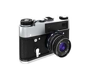 Camera FED 5B 3D