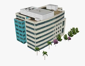 3D asset Pacific Private Hospital