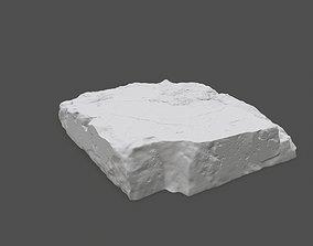 rock 10 3D printable model