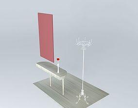 3D model Enter Maisons du Monde