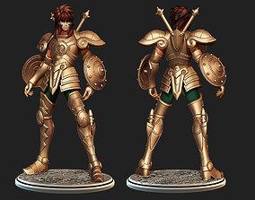 Saint Seiya Dohko Libra 3D printable model