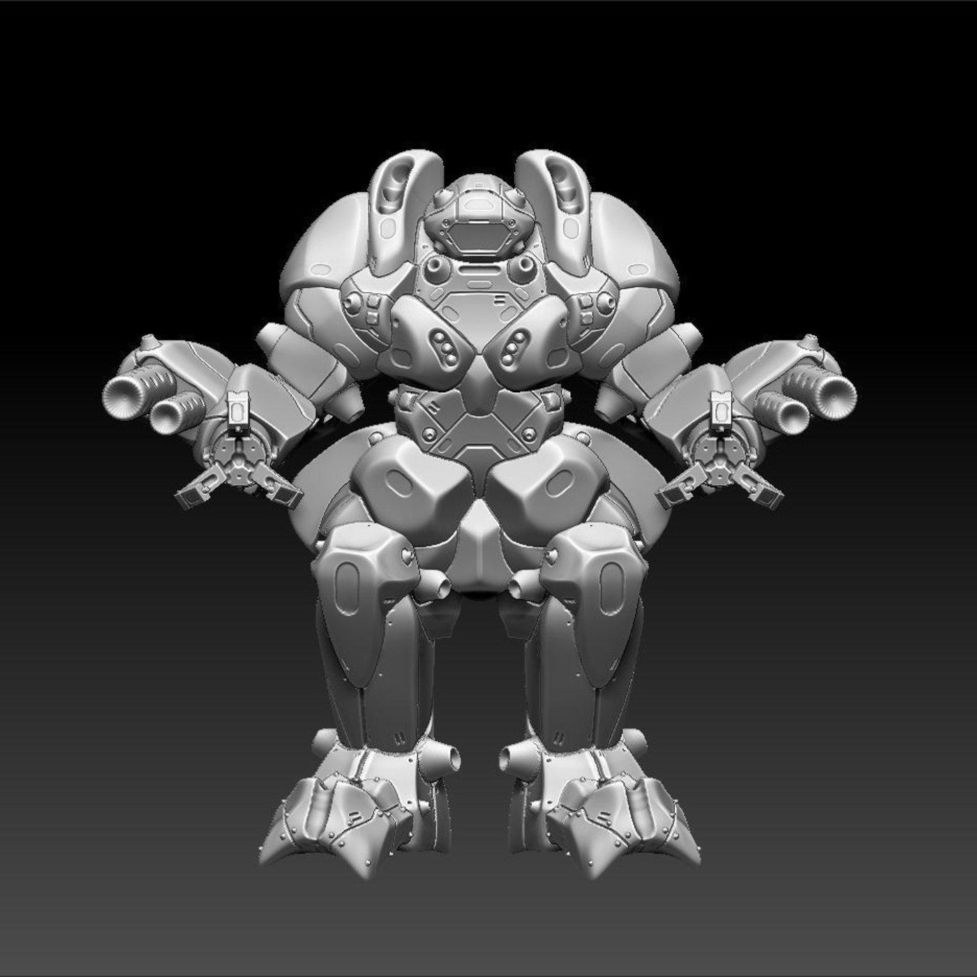 PGM Cyclops Heavy Mech Free Sample