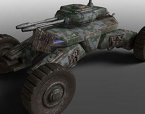 Long Range Search Vehicle 3D