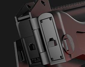3D asset realtime UMP-9