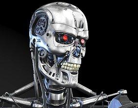 3D model Terminator T-800 Genisys