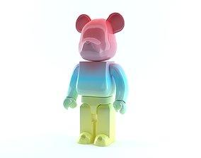 Bear Bricks 3D print model