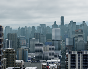 Real Time City 17 3D model