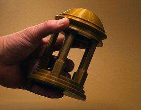 Temple 3D print model