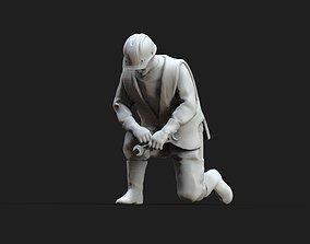 work repair Railway 3D printable model