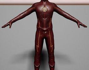 The Flash Season 1 Model 3D