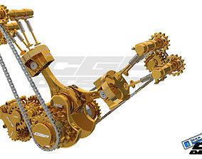 PINKI engine heartdesigned by cosic 3D