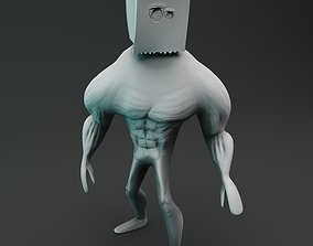 Monster Limited Edition - 3D Print Model