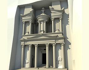 petra Architecture Petra 3D Model