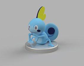 3D printable model Sobble Figurine