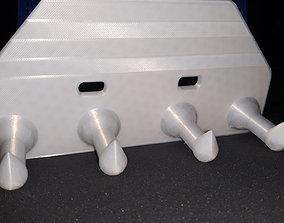 3D print model Key holder Suzuki GSX-R