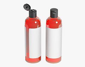 Shampoo Bottle 02 3D