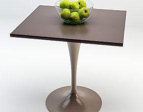 Plastic table trumpet 3D
