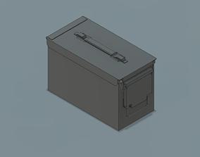 3D print model Ammo Box