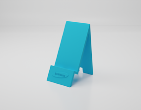 3D printable model Samsung phone stand
