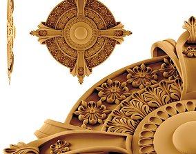 3D print model Ornament design