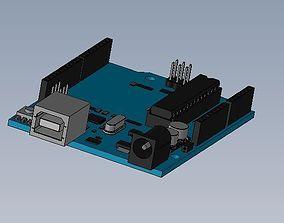 Arduino 3D print model