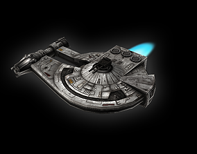 3D model The Outrider