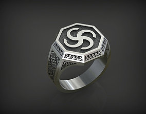 03 Slavianic Ring - Svaor 3D printable model