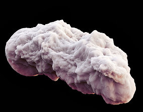 Cloud 5 High Poly 3D