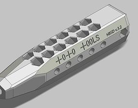 3D print model Hex bit screwdriver