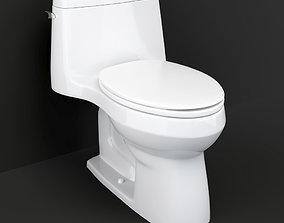 Toilet Santa Rosa KOHLER family 3D model