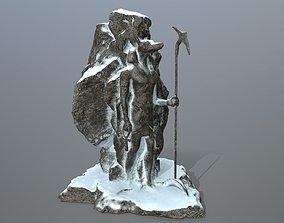 3D model game-ready anibus
