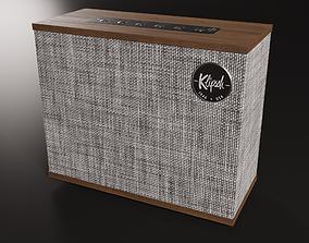 KLIPSCH Heritage Groove Bluetooth Speaker 3D