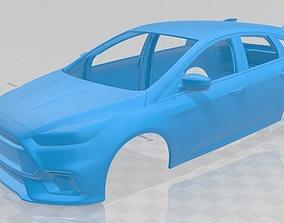 Focus RS Printable Body Car