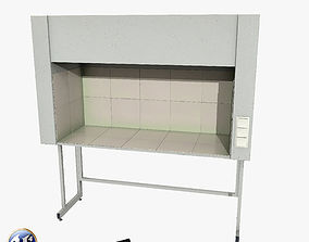pull out drobe 3D model