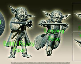 3D print model Little Green Friend Collection Miniature 1