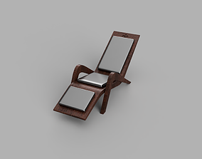 3D printable model Recliner Couch