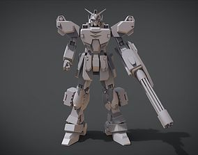 3D print model Heavyarms Kai
