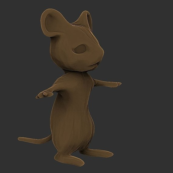 Sad mouse early preview