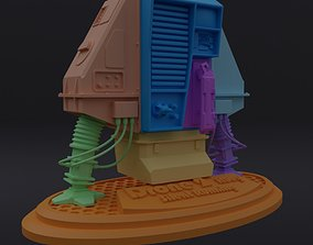 3D print model Silent Running Huey - Drone 2
