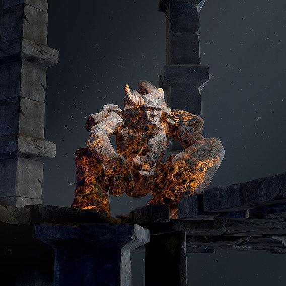 Elemental Golems