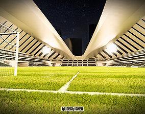 stadium lumion10 3D model