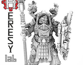 HeresyLab Hades Legion 5 models Conquestor Royal