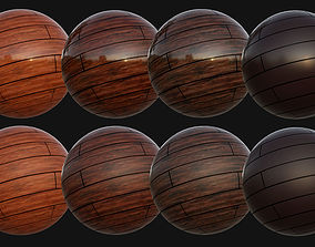 Wood Floors Seamless PBR Texture Pack ground 3D